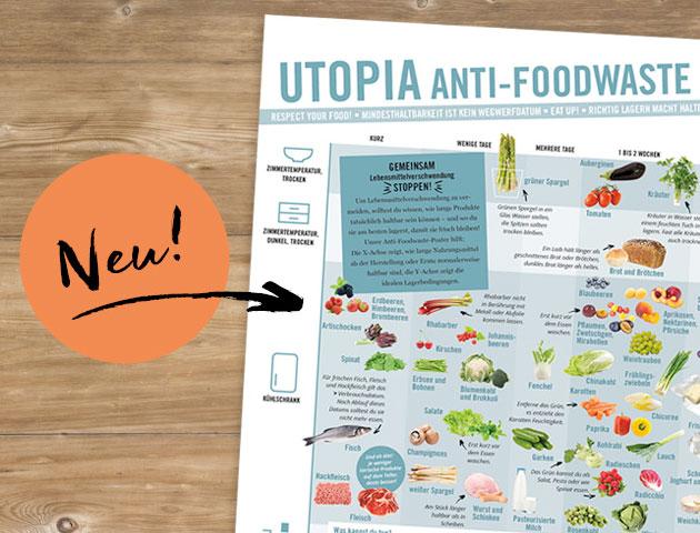 Utopia Foodwaste